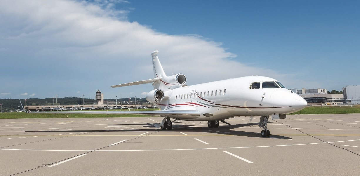 Overnight Parking for Private Aircraft In Zurich