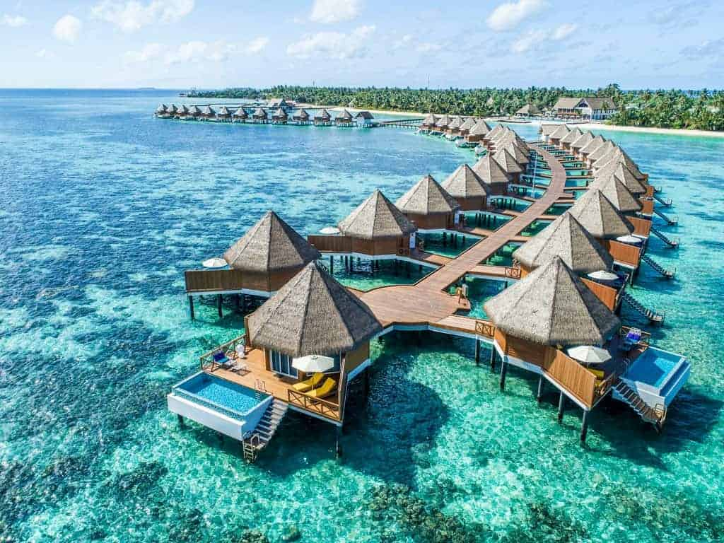 Jet Charter to the Maldives