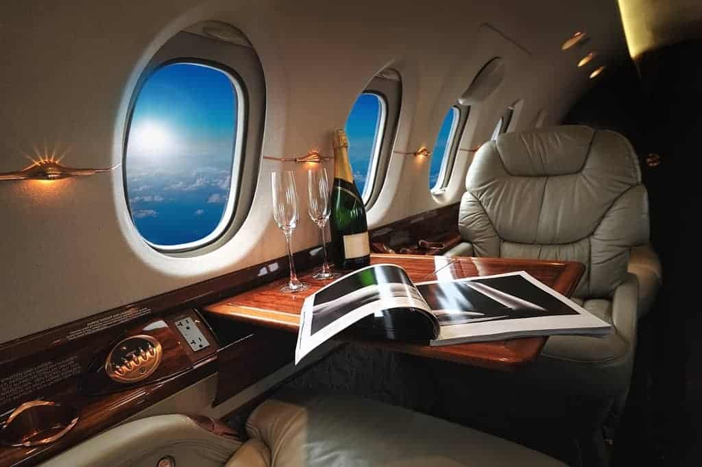 Charter a Private Aircraft