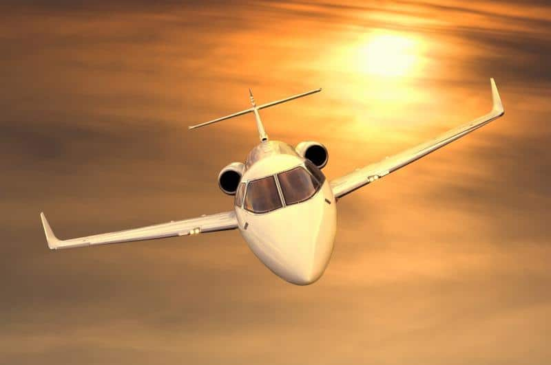 aviation sustainability in private jet charter